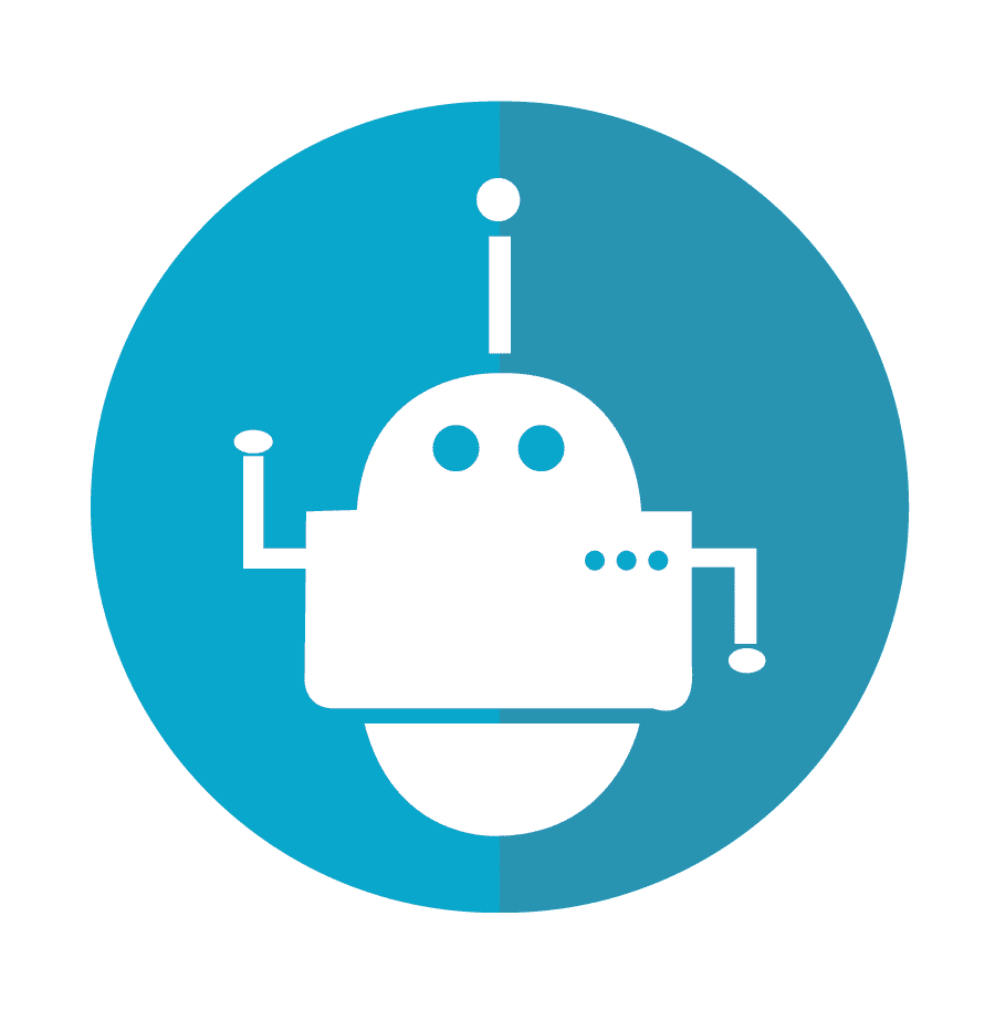 Robotic Process Automation Icon