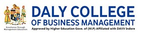Daly College Of Business Management Logo