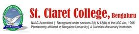St. Claret College Logo