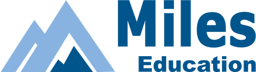 Miles Education Official Logo - Website